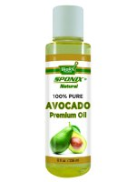 Premium Avocado Natural Skincare Oil - 8 oz