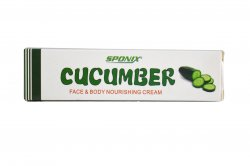Cucumber Face & Body Nourishing Cream 2oz