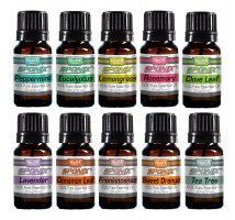 Top 10 Essential Oils - 10 mL
