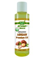 Premium Organic Argan Natural Skincare Oil - 4 oz