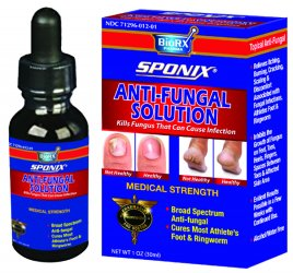 Anti-Fungal Solution