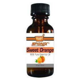 Sweet Orange Essential Oil - 1 OZ